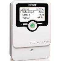 REGULATOR TEMPERATURA - RESOL - DELTATHERM HC MINI - RESDTHCMINI